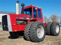 1981 Massey Ferguson 4880 Articulated 4WD Tractor