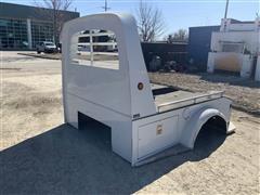 Monroe Toy Hauler Truck Body