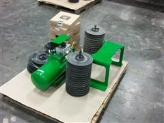 John Deere/Parker Air Tank And Planter Plates