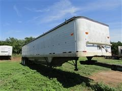 1980 Timpte 65 T/A Hopper Bottom Trailer