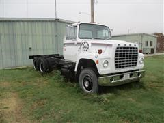 1978 Ford LN800 Cab And Chassis