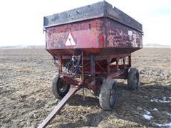 Ficklin Gravity Wagon W/Drill Fill Auger