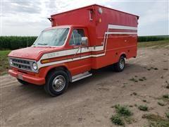 1978 Ford Econoline Service/Utility Truck