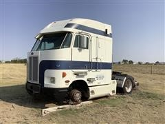 1989 Peterbilt 372 Cabover Cab & Chassis