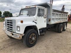 1985 International S1900 T/A Dump Truck
