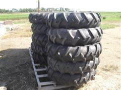 Irrigation Pivot Tires & Rims