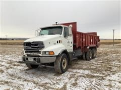 2001 Sterling T/A Manure Spreader Truck