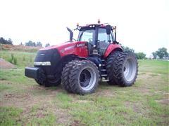 2015 Case IH Magnum 340 CVT MFWD Tractor