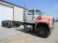 1982 Ford LNT9000 Cab And Chassis