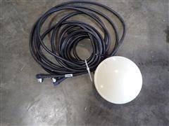 Trimble 77038 Globe And Harness