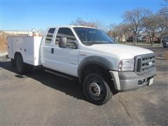 2007 Ford F-450 Service Truck