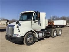 2007 International 8600 SBA T/A Truck Tractor