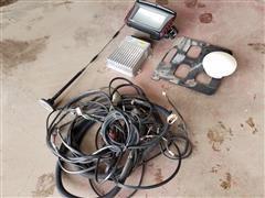 Case IH FM750 Monitor & Nav II Controller AG25 Receiver