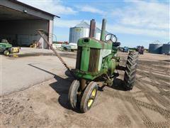 John Deere 630 2WD Tractor W/Sickle Mower