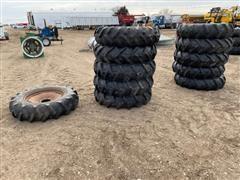 Reinke 11.2-24 Pivot Tires & Rims