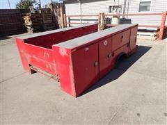 Omaha 11' Utility/Service Box