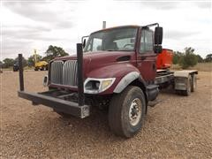 2007 International 7400 SBA T/A Cab & Chassis
