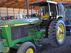 1991 John Deere 2955 2WD Tractor