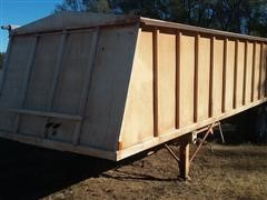 1999 Home Grain Trailer
