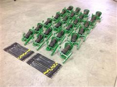 John Deere Planter Downforce Airbags & Cable Driveshafts