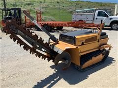 2009 Astec Case TF300B Trencher