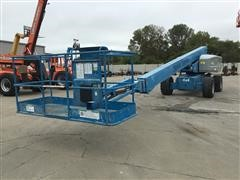 2012 Genie S85 4x4 Boom Lift