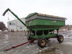 Dakon 250 2 Compartment Gravity Box/Bulk Seed Tender