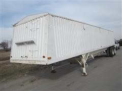 1989 Jet Co T/A Grain Trailer