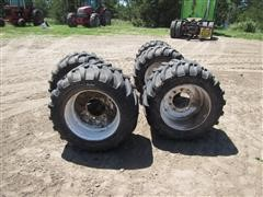 Mitas 600/40-22.5 Floater/Traction Tires