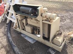 Gorman-Rupp I900346326 Pump With Onan Air Cooled Diesel Engine