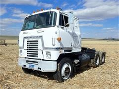 1978 International Transtar II 4070B T/A Cabover Truck Tractor