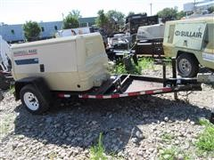 2002 Ingersoll-Rand 185 Air Compressor
