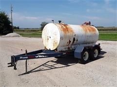 Schaben P165-1025 T/A Fuel Trailer