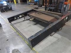 2005 Maxon BMRA 5500# Hydraulic Semi Trailer Lift Gate