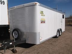 2006 Pace T/A Enclosed Trailer
