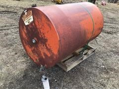 Columbian 300-Gal Fuel Barrel