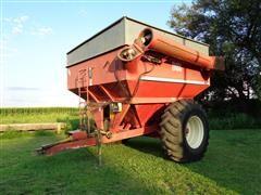 Ficklin CA 14000 650 Bu Grain Cart W/Scale