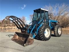 1993 Ford Versatile 9030 4WD Bi-Directional Tractor