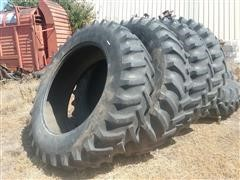 Firestone Radial All Traction 18.4R46 Tires