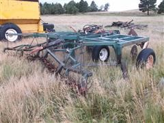 Flex-King KM17 Blade Plow With Pickers