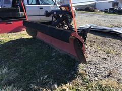 """Western 7' 6"""" Pro Snow Plow"""