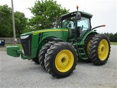2011 John Deere 8335R MFWD Tractor