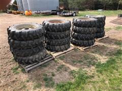 11-24.5 Recap Pivot Tires