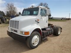 1990 International Navistar 8100 S/A Truck Tractor