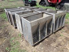 Thorp Stainless Steel Hog Feeders