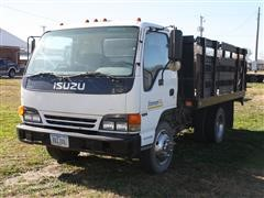 1999 Isuzu Npr Stake Truck