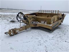 Rome 14CBF Hydraulic Pull Scraper