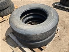 General ST250 11R24.5 Tires