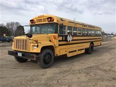 2001 GMC Blue Bird School Bus