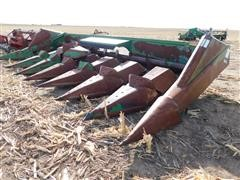 John Deere 843 Corn Head